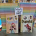 Intégrale Dragon <b>Ball</b> Toriyama 42 volumes 110€