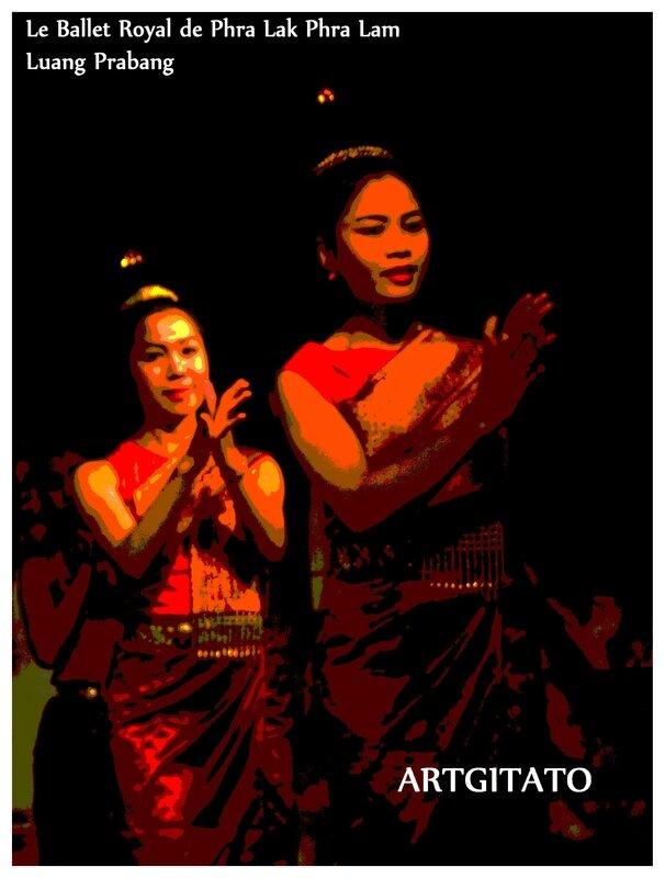 Le Phralak Phralam Luang Prabang Artgitato 1