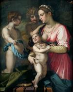 Andrea-del-sarto-charity