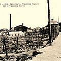 FOURMIES - Le Camp de prisonniers et le Collège <b>Saint</b>-<b>Pierre</b>