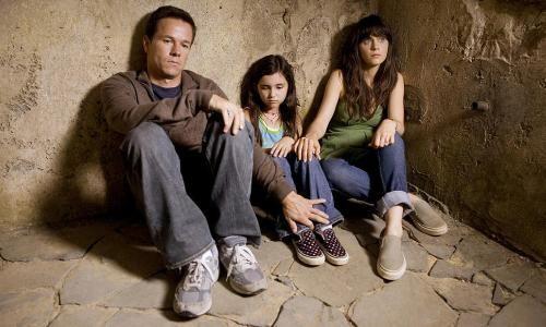 Mark Wahlberg, Zooey Deschanel & Ashlyn Sanchez