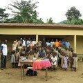 Jumelage avec une école du togo