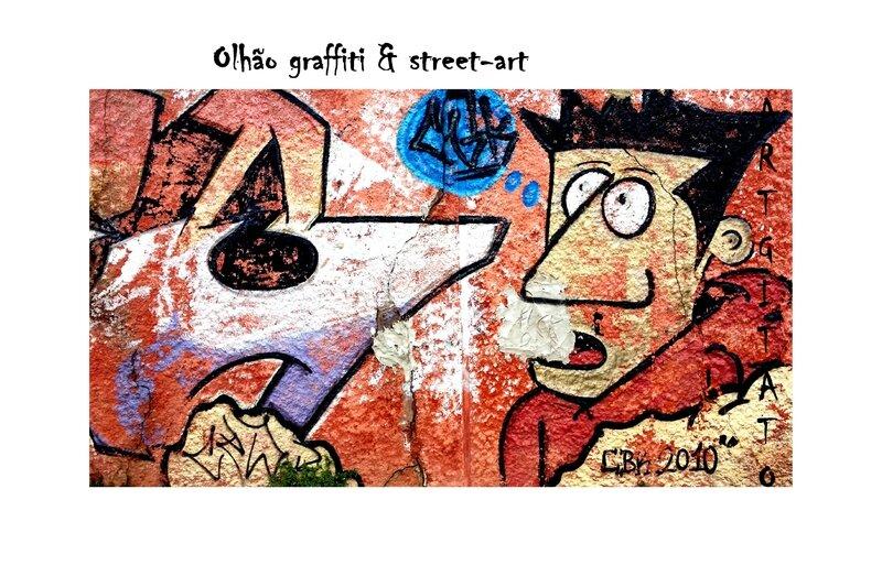 Olhão graffiti & street-art 7