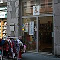 Le Libre erre Chambéry <b>Savoie</b> librairie salon de thé