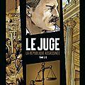 Rencontre <b>exclusive</b> : Olivier Berlion nous a dévoilé tous des secrets du Juge Renaud!!