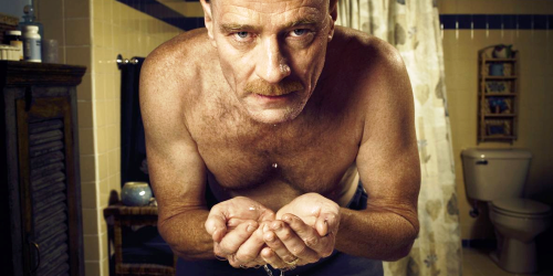 Bryan Cranston dans Breaking Bad