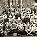 TRELON - L'Ecole Libre Saint Louis en 1950