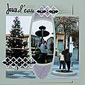 Noël à Castres: une page 20X20