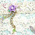 Bijoux DIY - inspiration de ruban