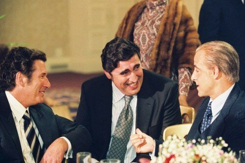 Richard Gere, Alfred Molina & Stanley Tucci