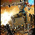 Fan-Art <b>DIABLO</b> III : Demon hunter & Moniale...