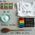 ★ DIY ★ Rainbow body