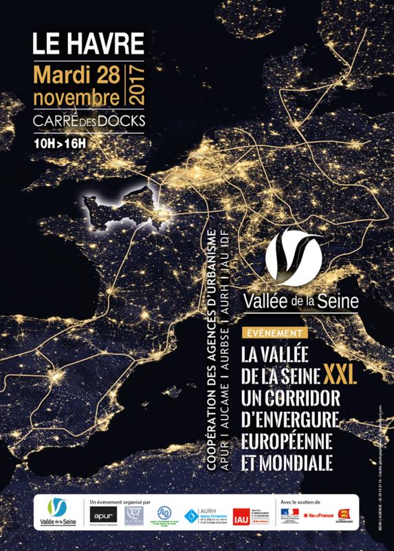 LE HAVRE Carré des DOCKS 28 novembre 2017: les porteurs de CORNES de la Seine parisienne tiennent salon sans… l'ORNE