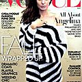 <b>Angelina</b> <b>Jolie</b> dans le VOGUE US 11/2015