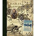 [Pop-Up Time] Charles Darwin, récits de voyage d'A.J. Wood et Clint Twist (J 910.4 WOO)