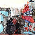Stage: l'aventure textile: images, matières et rythmes