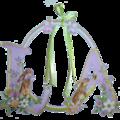 Les initiales de Léandre et Amaury