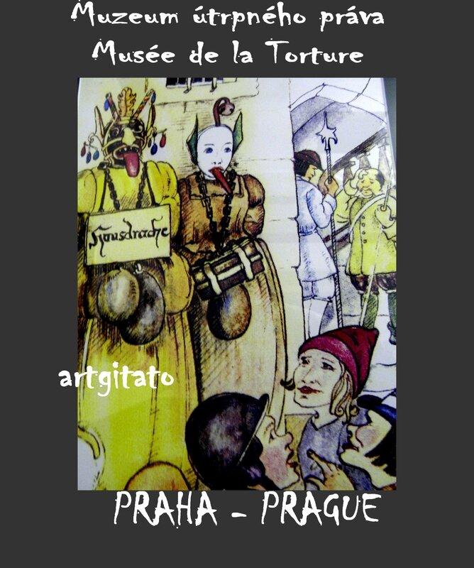 prague-musee-de-la-torture Artgitato 22 Muzeum útrpného práva Museum of Medieval Torture1