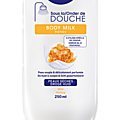 Body <b>milk</b> honey sous la douche de Nivea