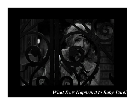 Robert Aldrich What Ever Happened to Baby Jane (3)