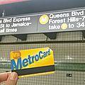 Les 5 étapes pour acheter une MetroCard à New York