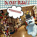 EVENEMENT - LES <b>VENTES</b> <b>PRIVEES</b> DU CHAT BLEU !