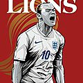 England captain Wayne Rooney wants all the Three <b>Lions</b> records he can get his hands on