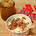 Mac Flurry Daim-Caramel Home Made