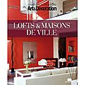 Encore un bouquin dco : Lofts & Maisons de ville