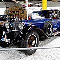 MERCEDES 680 type S W06 cabriolet Erdmann & Rossi 1929