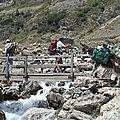 Flâneries autour du refuge de Gioberney – Valgaudemar