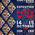<b>Exposition</b> patchwork à Bouliac