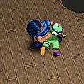 Mon legacy Sims 3