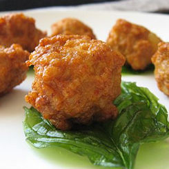 spicy_shrimp_balls_on_deep_fried_basil_39
