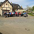 Sortie du 18 avril 2015 le grand tour de Crochet