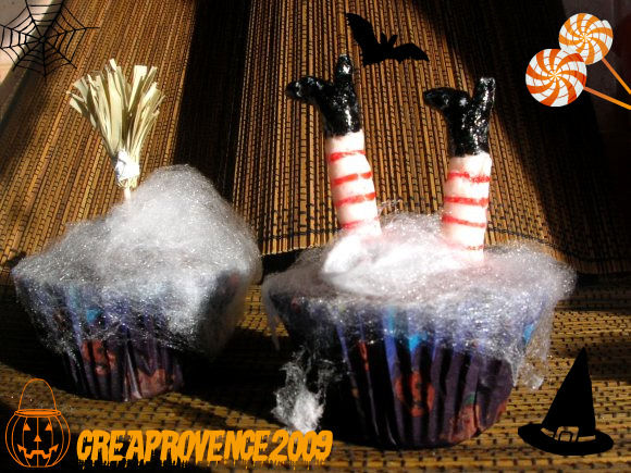 muffins et cupcakes d'halloween - Page 2 45664203