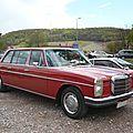 <b>MERCEDES</b> 220D Automatic W115 limousine