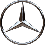 MERCEDES BENZ LOGO TOP