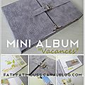 Mini Alb