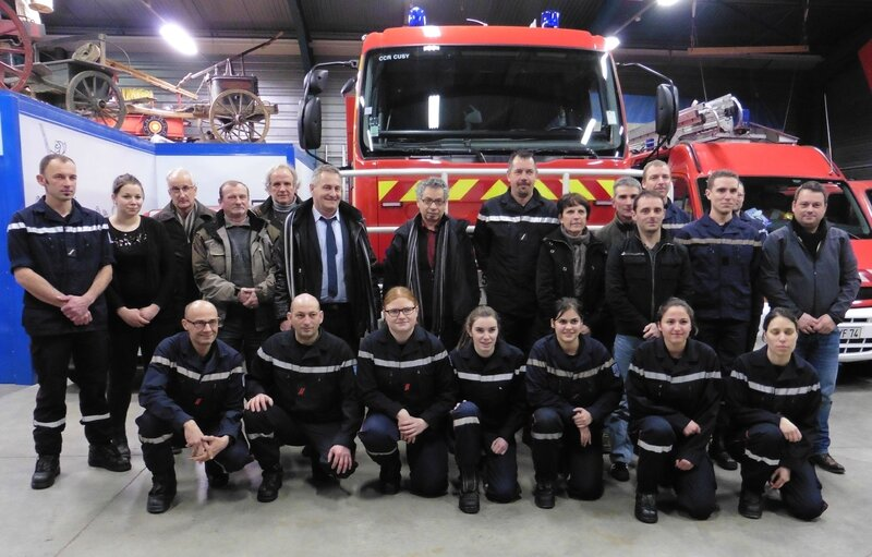 Pompiers Cusy 30 01 2015