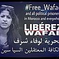 Le <b>Maroc</b> interdit l'observation des procès politiques et réprime les militants pour les droits du peuple Sahraoui.