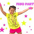 Fluo Party # Les <b>invitations</b> #