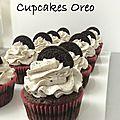 <b>Cupcakes</b> Oreo