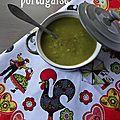 La Soupe Paysanne du Portugal par Mamie Soupe