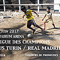 Juventus Turin ~ Real Madrid
