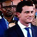 Manuel <b>Valls</b>, voiture-balai du