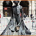 NÎMES La statue de Nimeño II souillée à l'acide