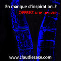 claudie saxe art contemporain