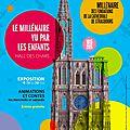 Millénaire de la <b>cathédrale</b>