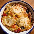 clafoutis provençal (végétarien)